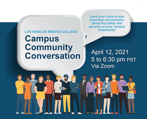 Campus Community Conversation