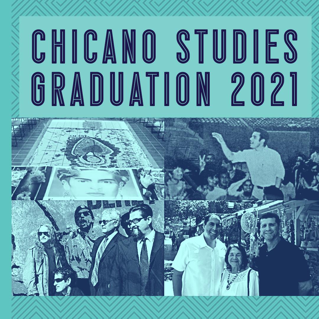 Chicano Studies Graduation 2021