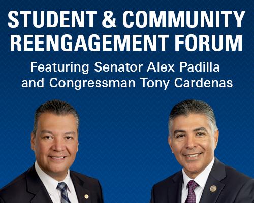 Student & Community Reengagement Forum