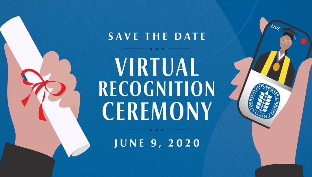 Virtual Recognition Ceremony