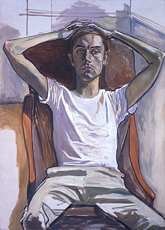 Alice Neel-Hartley, 1965